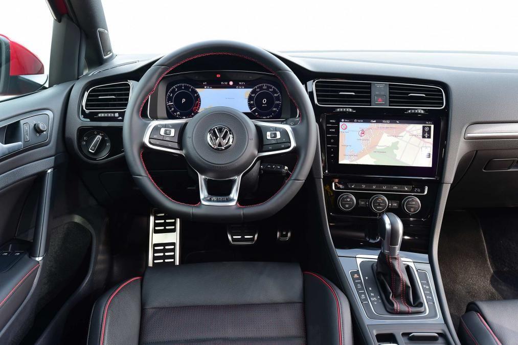 Resultado De Imagem Para Interior Golf Gti 2017 Inside Pinterest Volkswagen