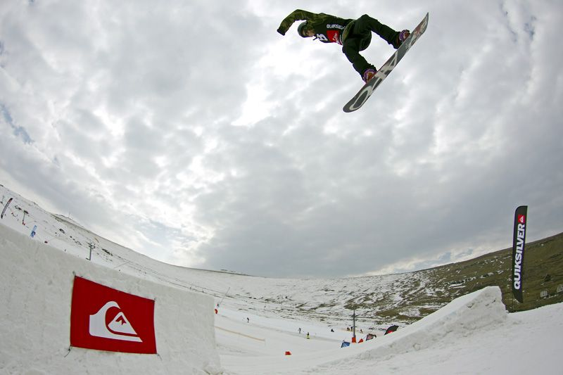 Captain Kais World: Quiksnow 2012 Final Day Action - Afriski Lesotho