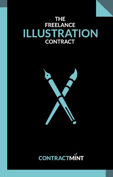 The Artist Contract Template For Innovative Freelancers Freelance Illustration Jobs Freelance Illustrator Freelance Graphic Design