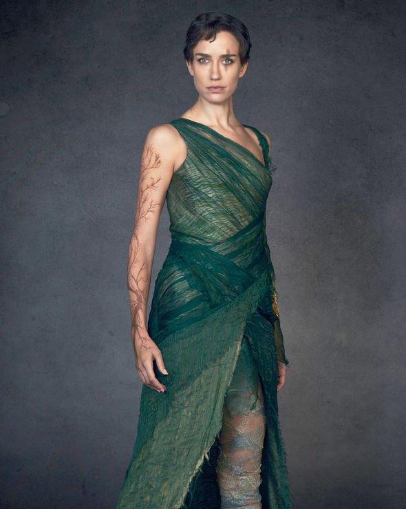 His Dark Materials cast: Who plays Serafina Pekkala? Meet star behind ageless witch