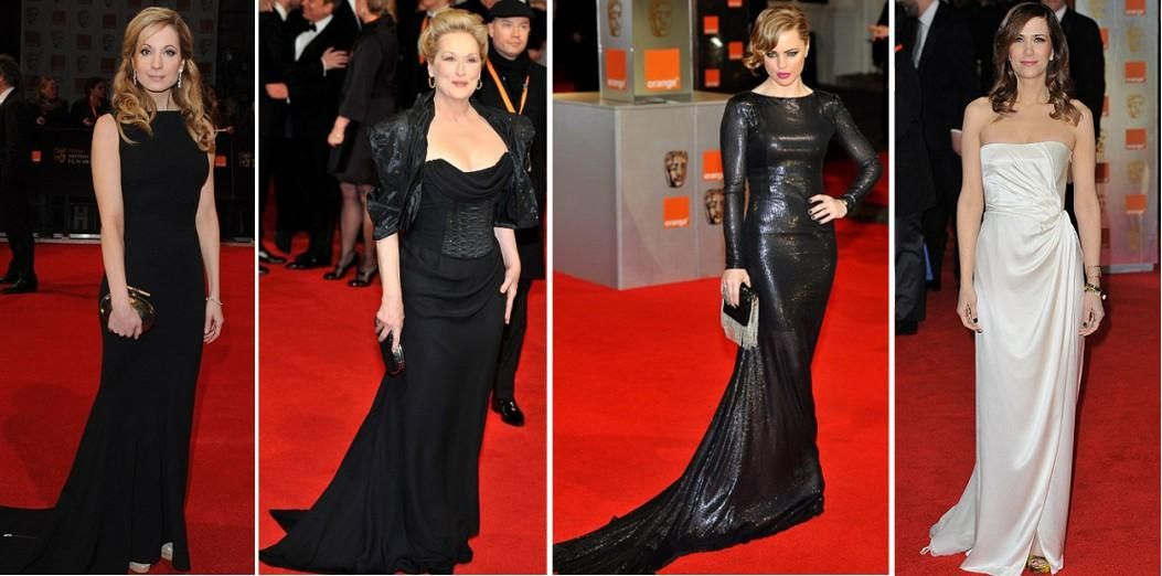 Bafta Awards Outfits
