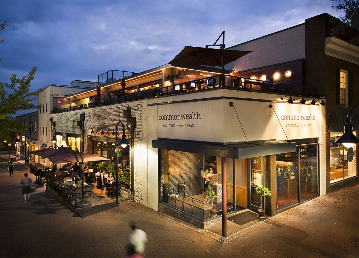 Commonwealth Restaurant And Skybar Alloy Workshop Arq