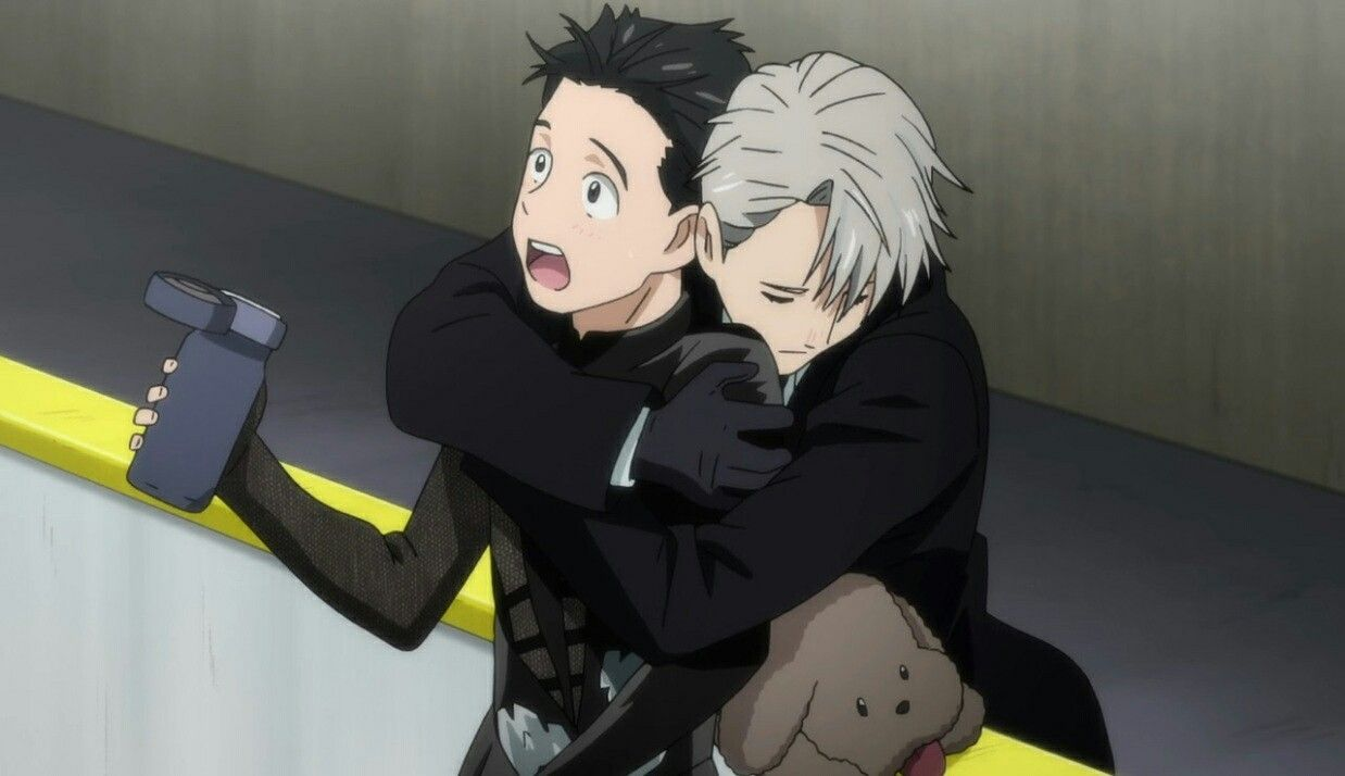 Musicality and Intrusions in Yuri!!! On Ice Episode 5