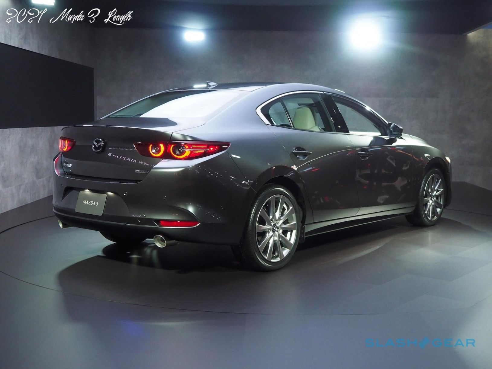 2021 Mazda 3 Length Research New in 2020 Mazda, Mazda 3