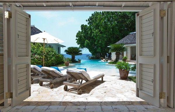 Heron cove rum punch the tryall club villa jamaica our villas pinterest cove f c - Villa de reve pineapple jamaique ...