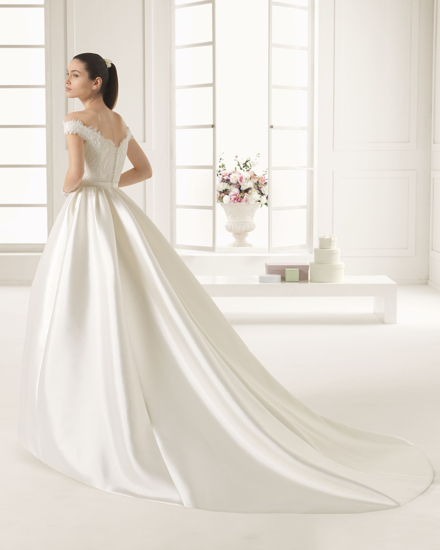 Rosa Clará Two 2016 Bridal Collection