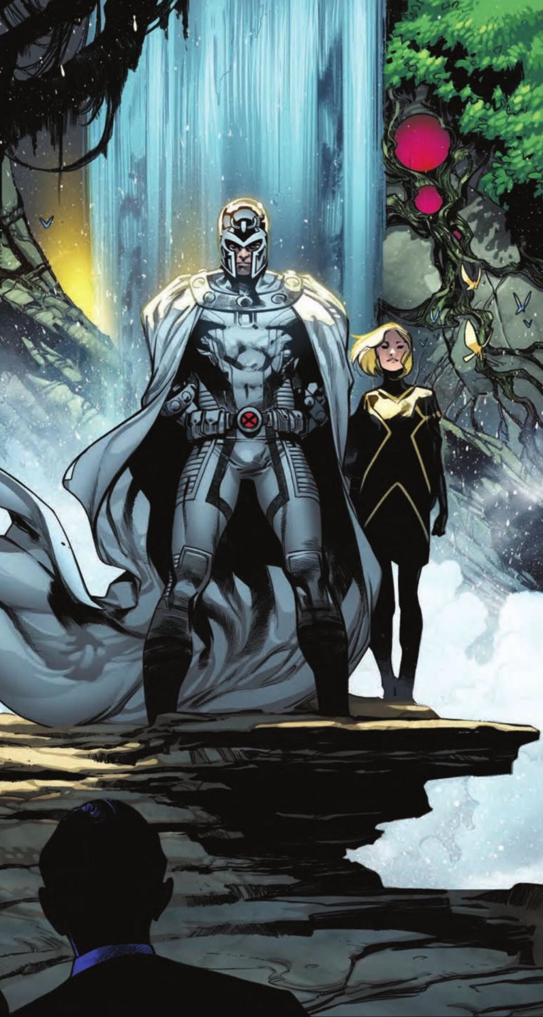 A Look Inside House Of X And Powers Of X Fear The Future Marvel Comics Art Comics Artwork Marvel Art