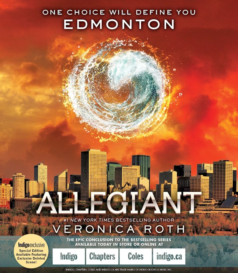 Alberta may recognize this awesome #Allegiant ad from Metro News. To ...