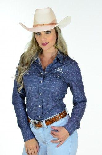 A Marca Original do Cowboy Roupas Cowgirl a74e60140cc