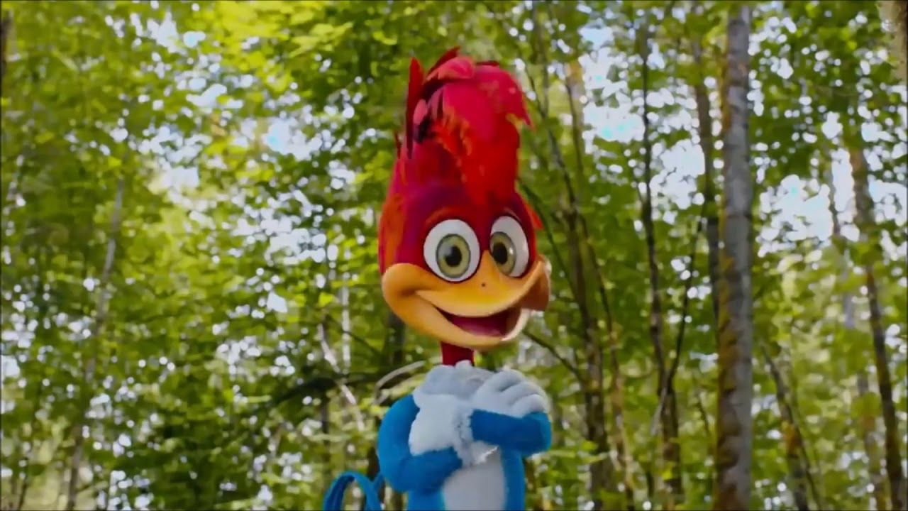 WOODY WOODPECKER Official Trailer 2018 Live Action