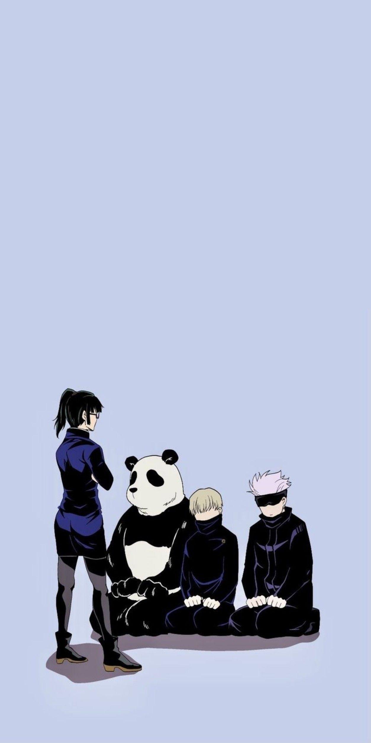 Jujutsu Kaisen Anime Canvas Jujutsu Cute Anime Wallpaper