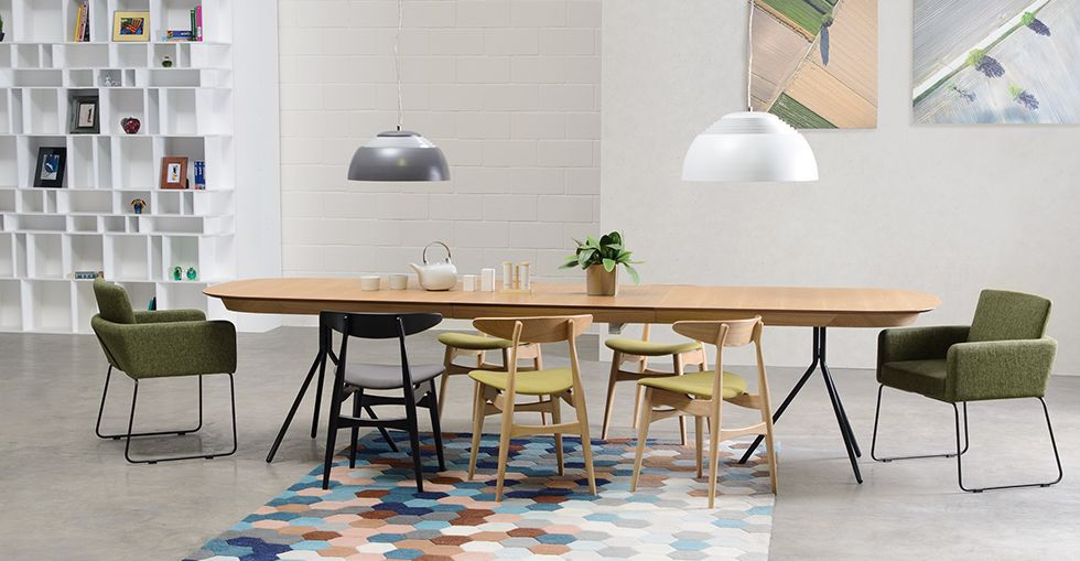Otto Expandable Dining Table