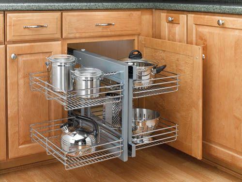 Rev-a-Shelf Blind Corner Cabinet Slide-out system - pull ...