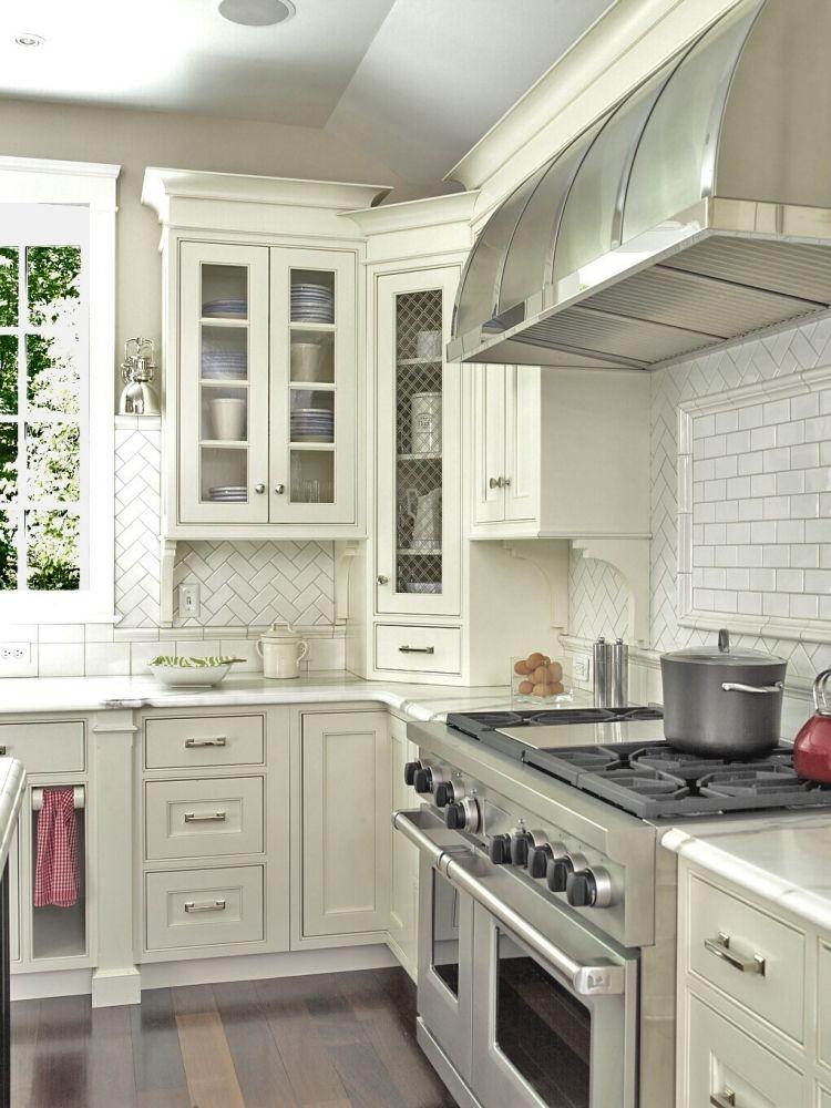 Kuchenschrank In Weiss 37 Praktische Vintage Designs