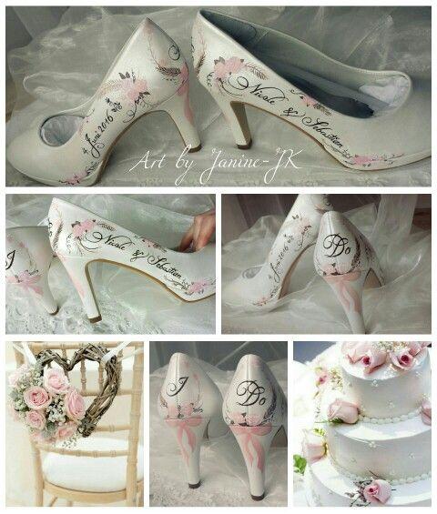 Pin Von Julia Auf Hochzeit Kleid Schuhe Accessoires Wedding