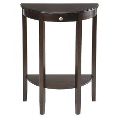 Found It At Wayfair   Bay Shore Half Moon Console Table  Entry Table