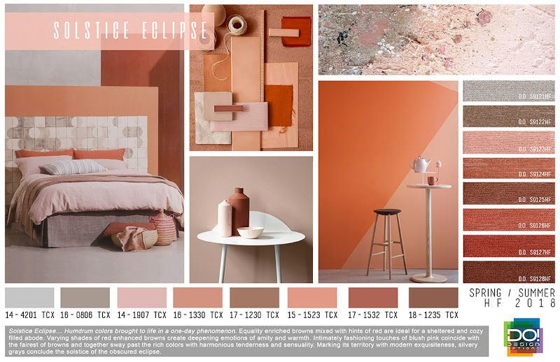 Art of living ss 2019 design options is a los angeles - 2019 color trends home ...