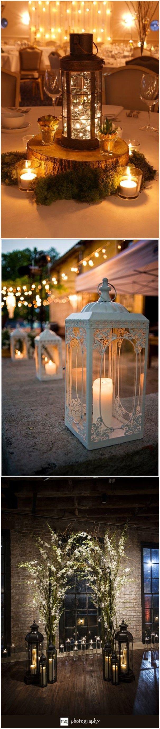 Wedding ideas with lanterns   Intriguing Rustic Wedding Lantern Ideas You Will Heart