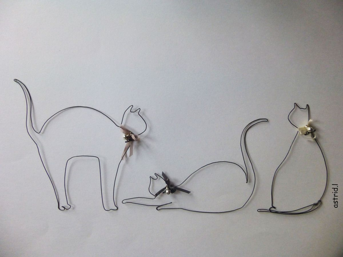 Wire Art Diy Wire Word Art Tutorial Via Year Of Serendipity Diy