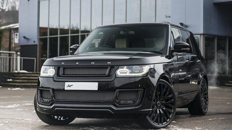 Range Rover Autobiography LE Edition By Kahn Design