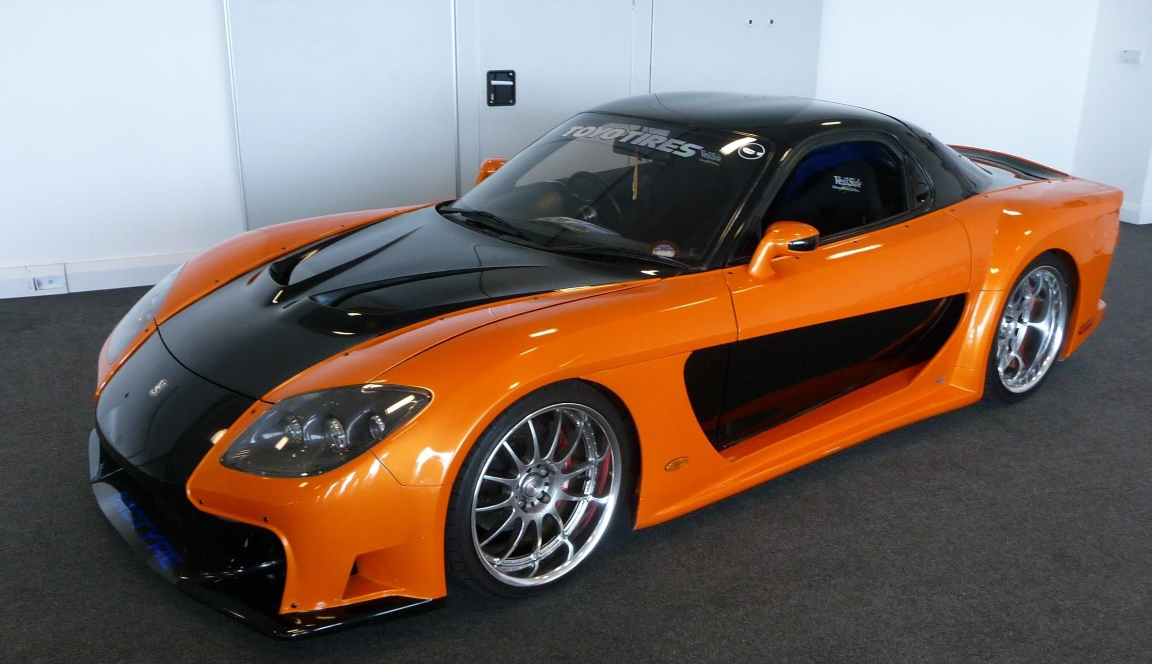 Toyota Supra I love this car but have never liked orange so I