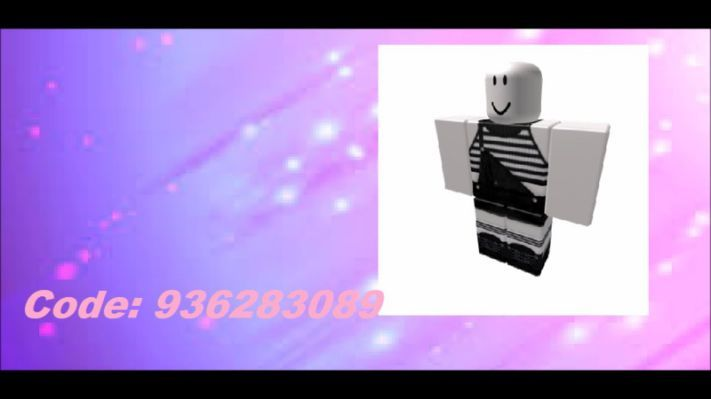 10 Girl Clothes Codes For Roblox