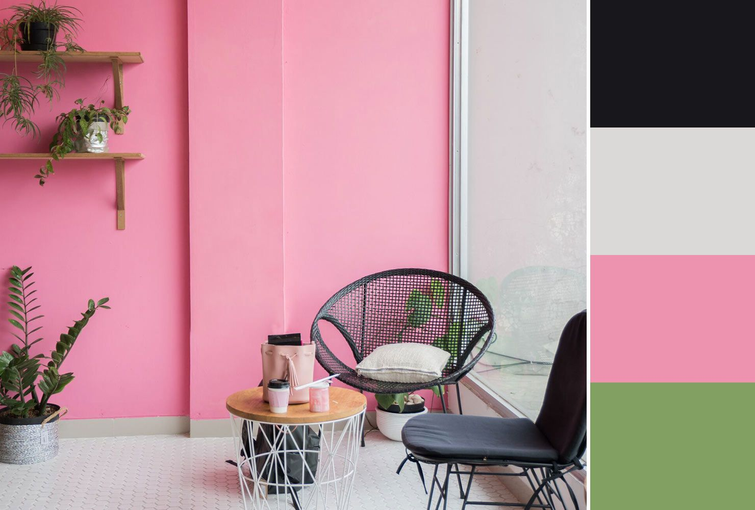 99 Unique Color Combinations To Reflect Your Style Wall