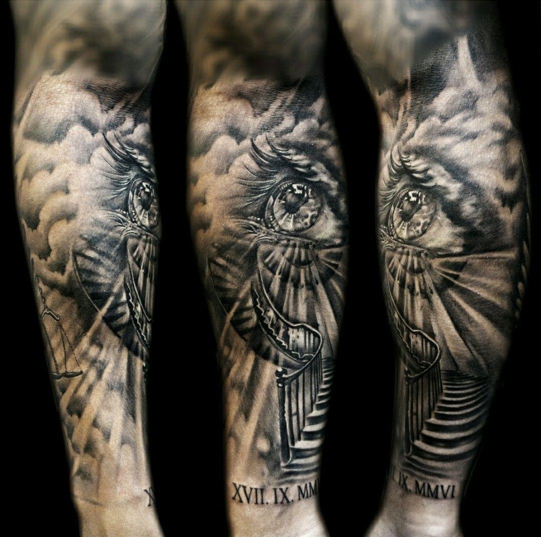 Eye Tattoo Eye Tattoo Sleeve Tattoos Outer Forearm Tattoo