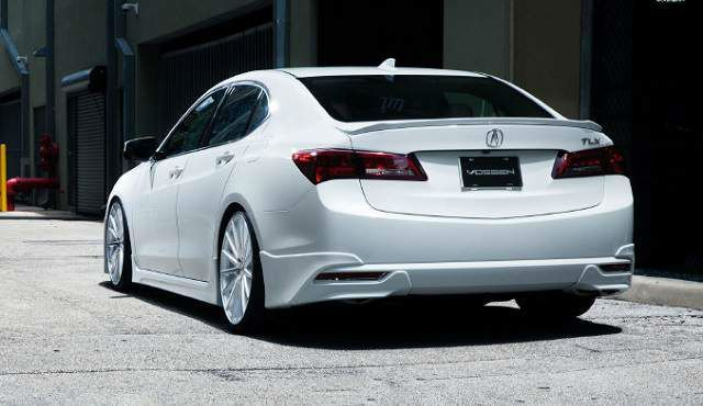 2017 acura tlx exhaust acura tlx