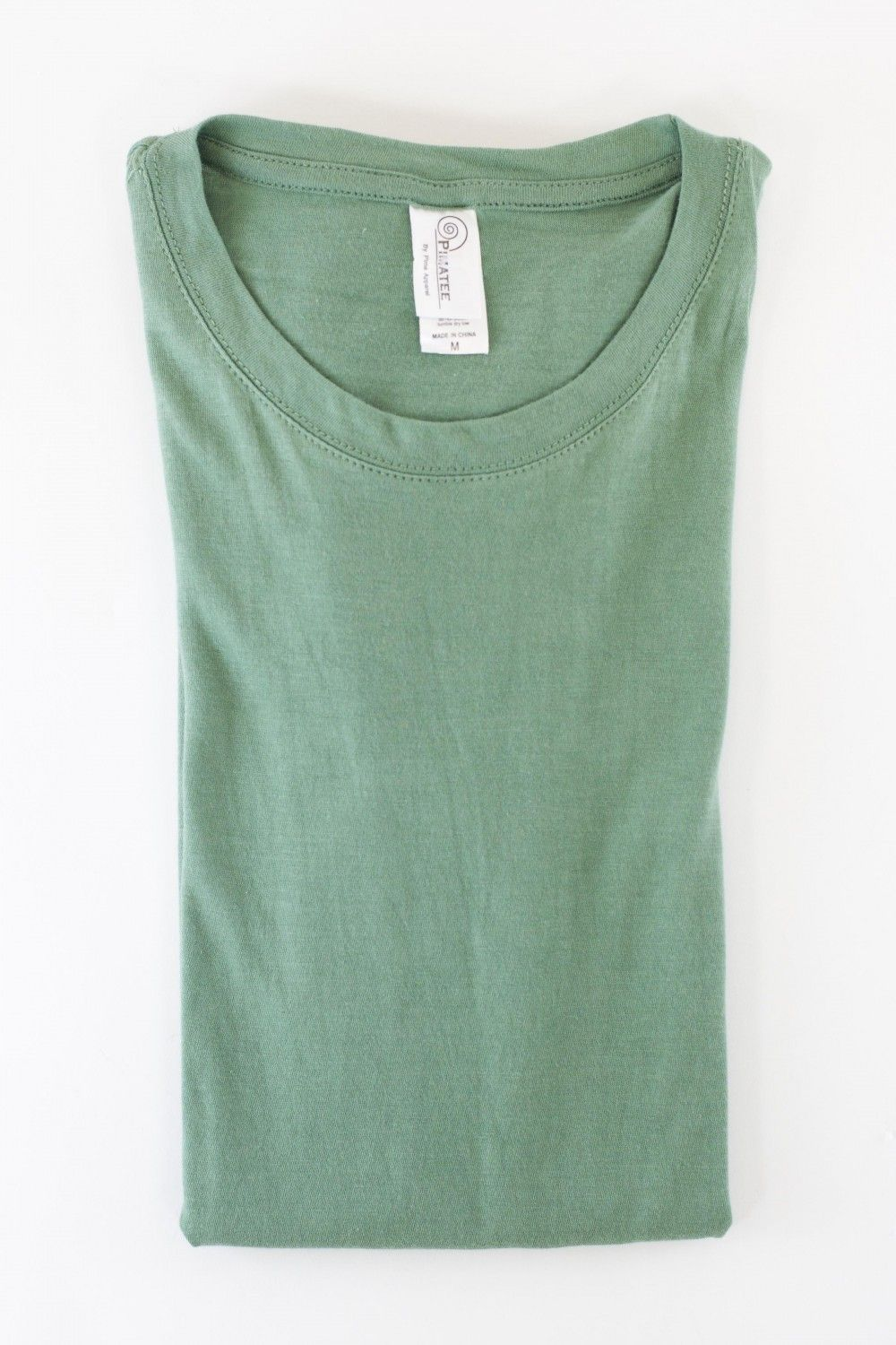 Dressing Your Truth - Type 2 Moth Green Soft-T