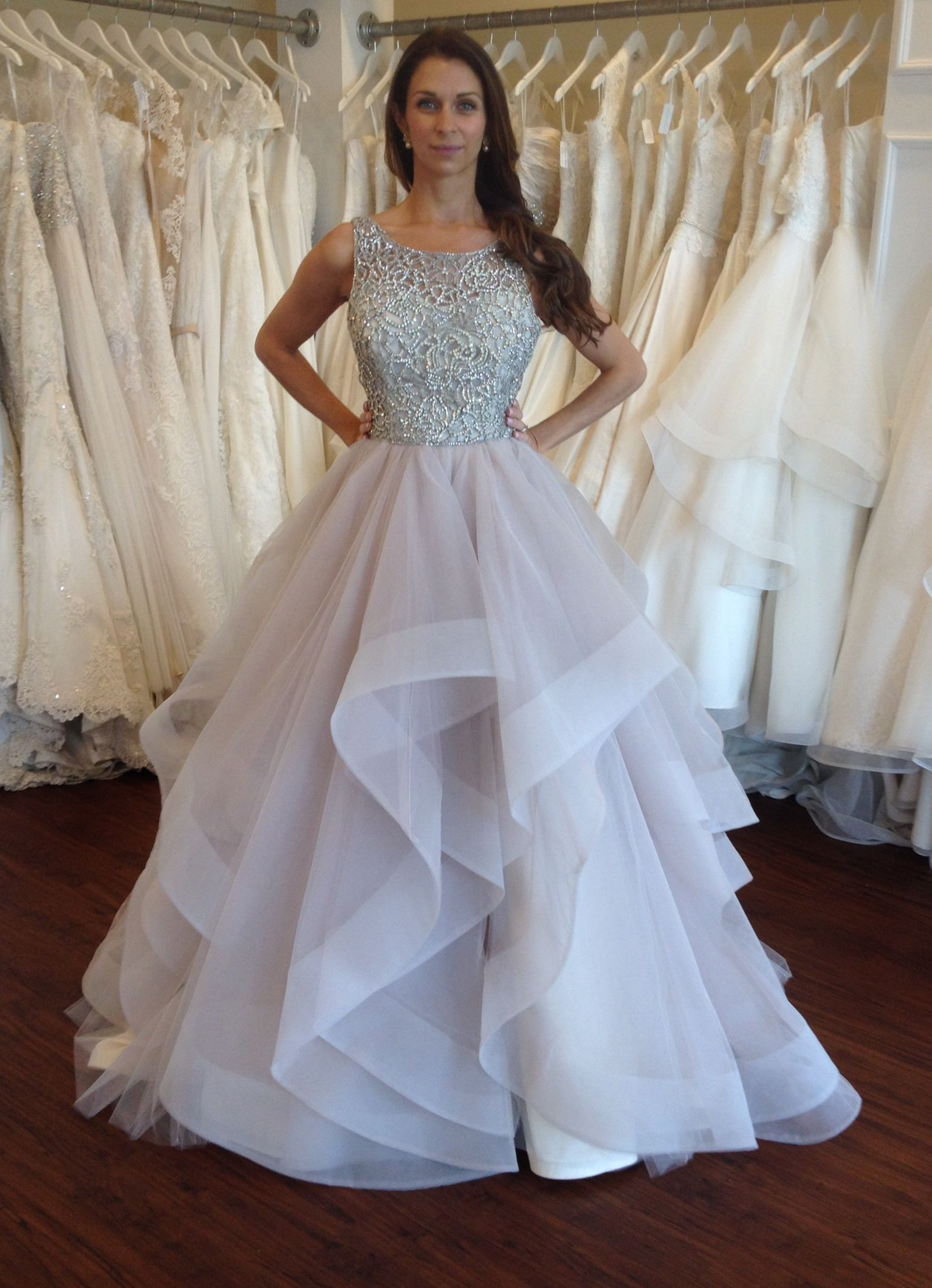 Hayley Paige Dori Size 10 Wedding Dress   16Feb2019Wedding ...