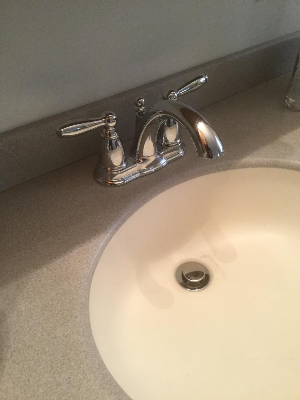 Faucets Inspiration Moen 6610bn Brantford Brushed Nickel Two