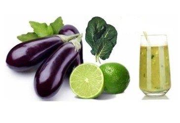 Suco De Berinjela Para Eliminar Gordura Suco Seca Barriga