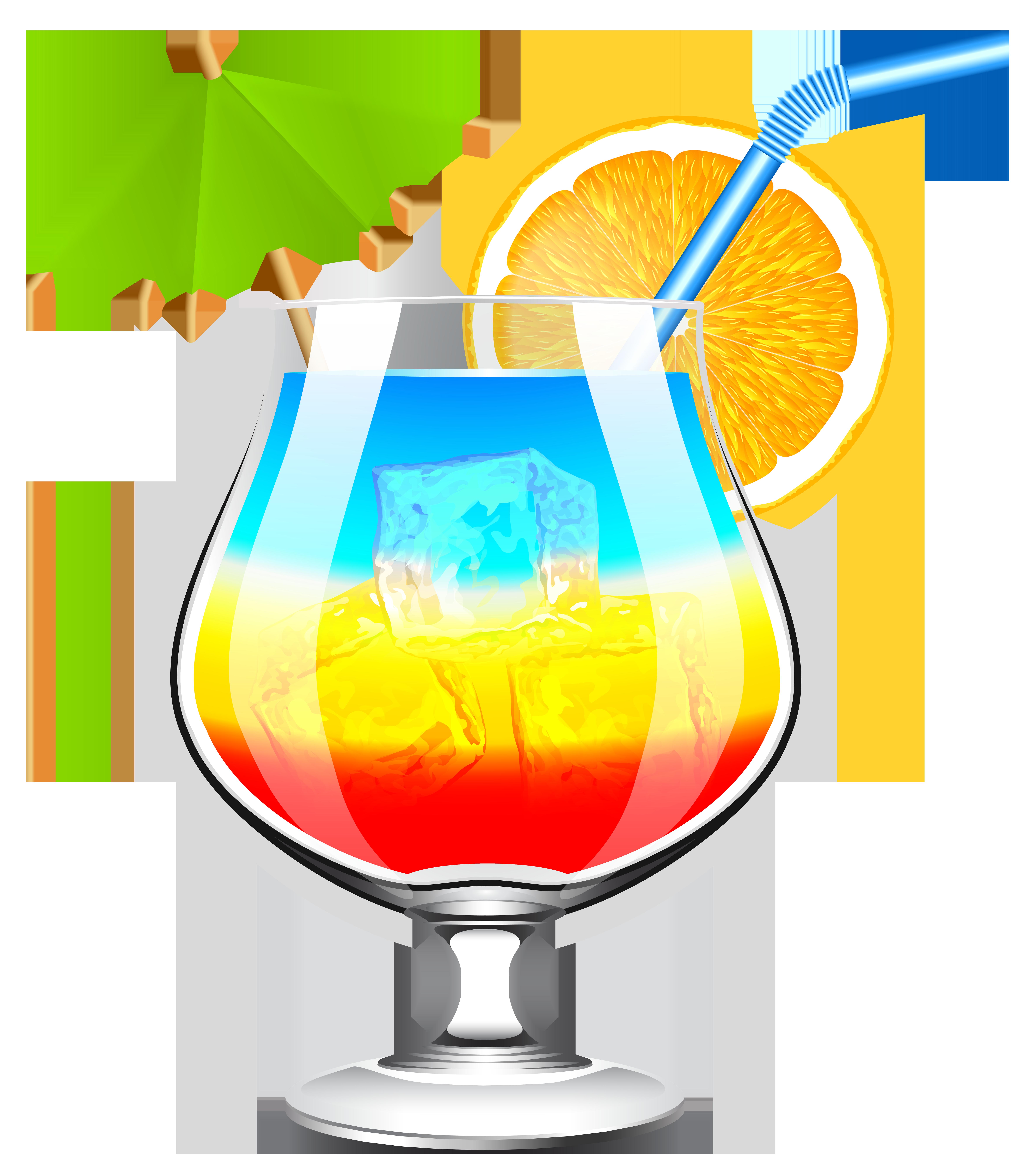 summer cocktail transparent png clip art image clip art drinks rh pinterest com