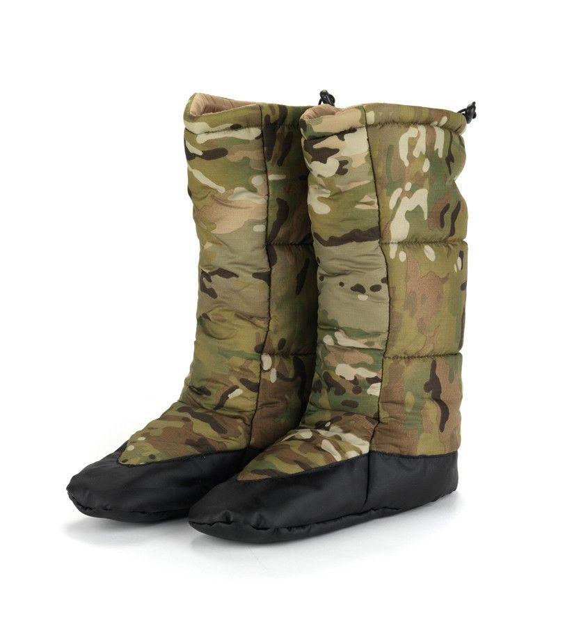 Cover: Snugpak Insulated Tent Boots (Snugfeet) - Multicam