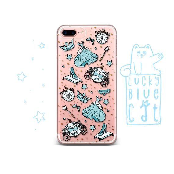 Disney Princess Cinderella Star iphone case