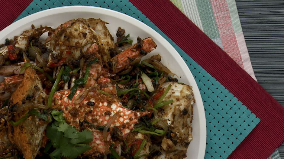 Typhoon shelter crab asian food channel clams pinterest typhoon shelter crab asian food channel forumfinder Image collections