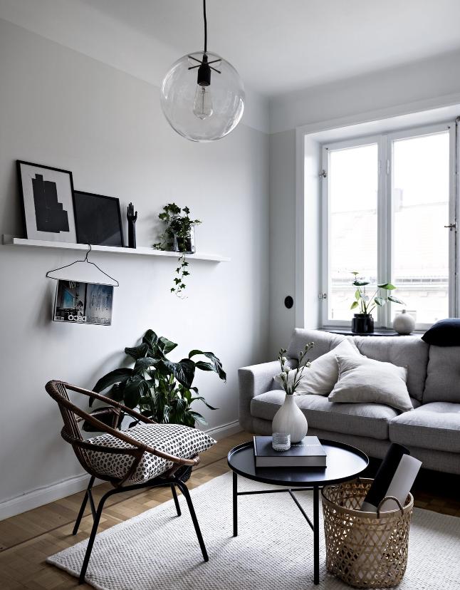 small home, great style - via coco lapine design, Wohnideen design