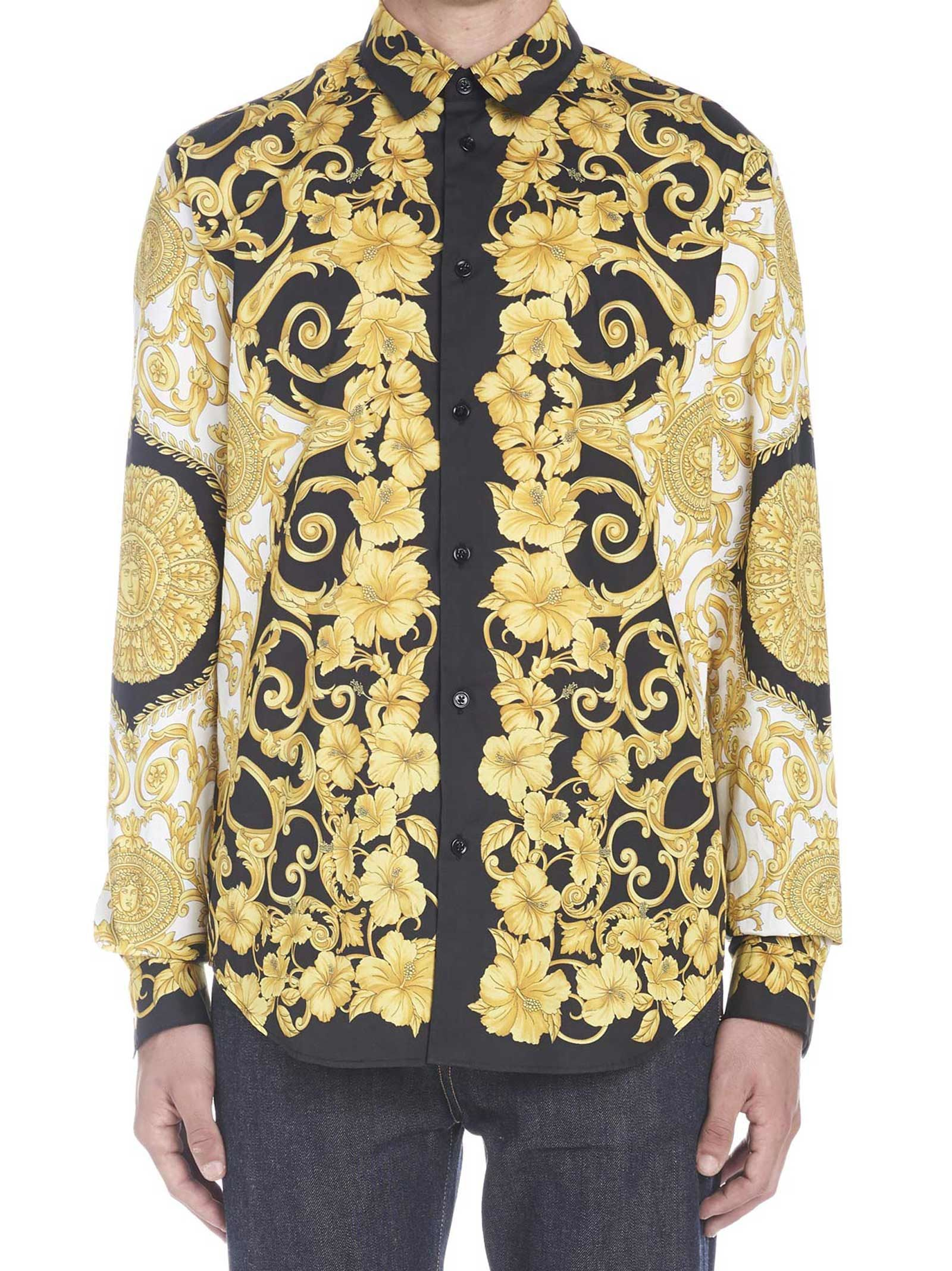 VERSACE SHIRT  #versace #cloth | Versace in 2019 | Versace