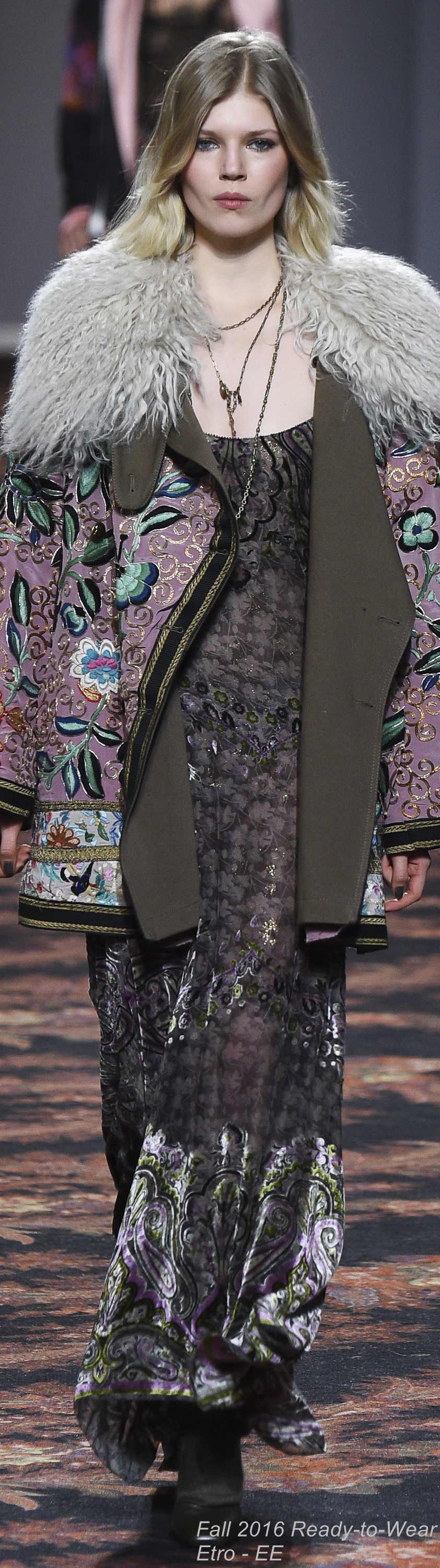 Fall 2016 Ready-to-Wear Etro