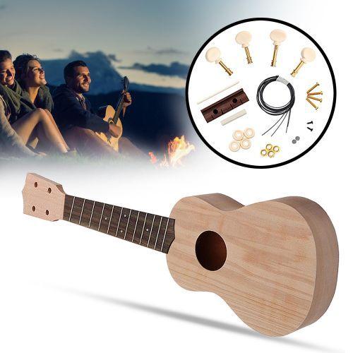 sopran ukulele bausatz  ukulele diy ukulele zupfinstrument