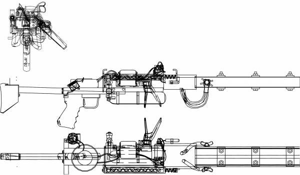 Metro 2033 Volt Driver