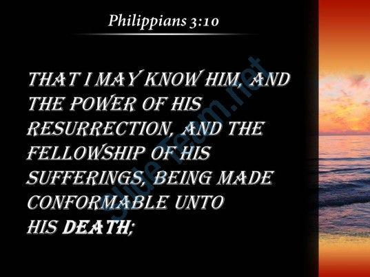 philippians 3 10 the power of his resurrection powerpoint church sermon Slide05  http://www.slideteam.net/