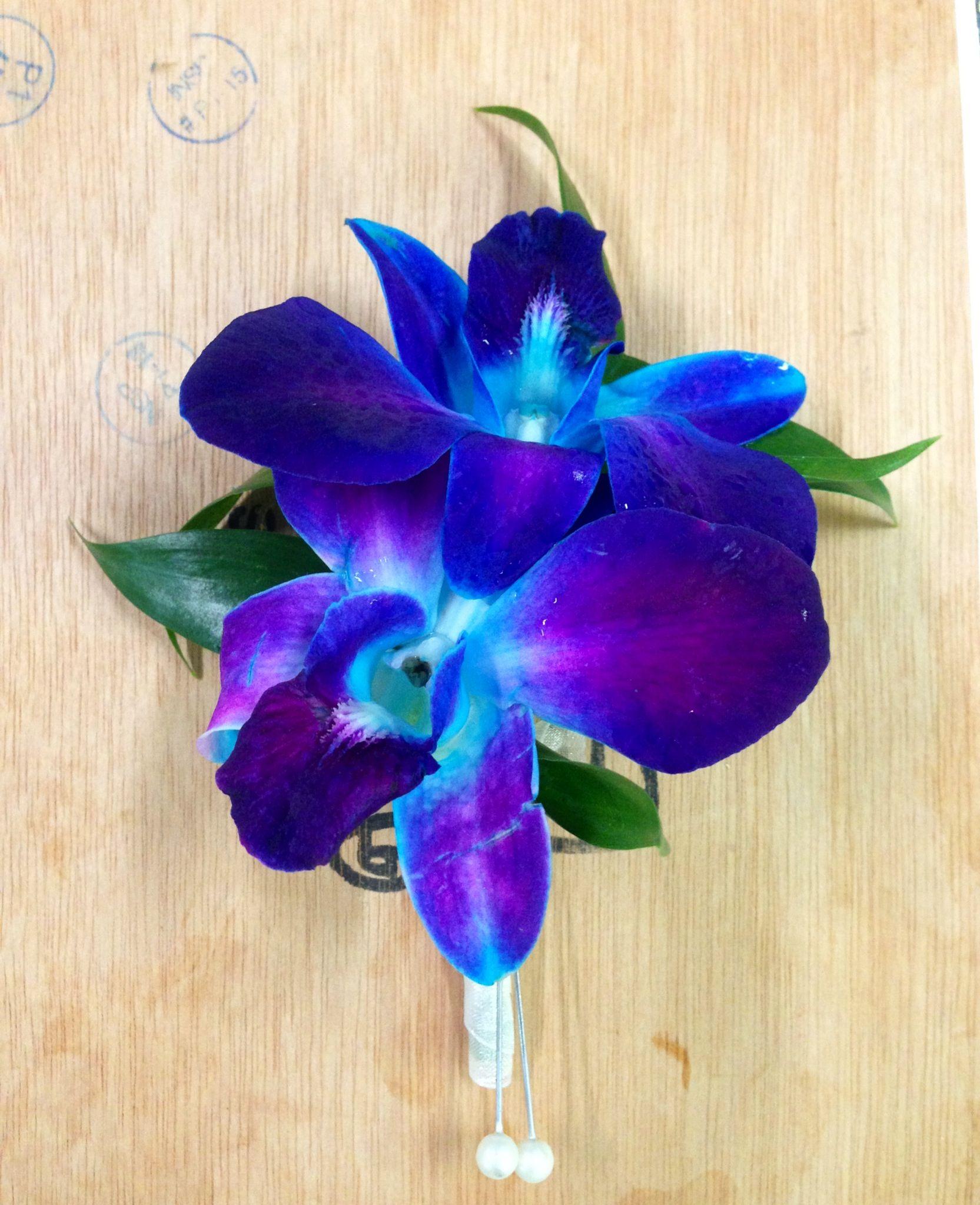 purple dendrobium orchids bouquet | Dendrobium Orchid ...