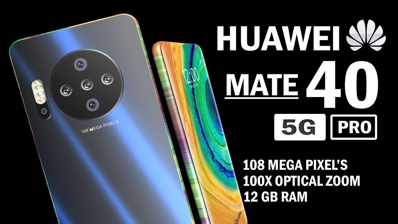 8. Huawei Mate 40 5G
