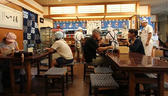 Traditional Japanese Ramen Bar