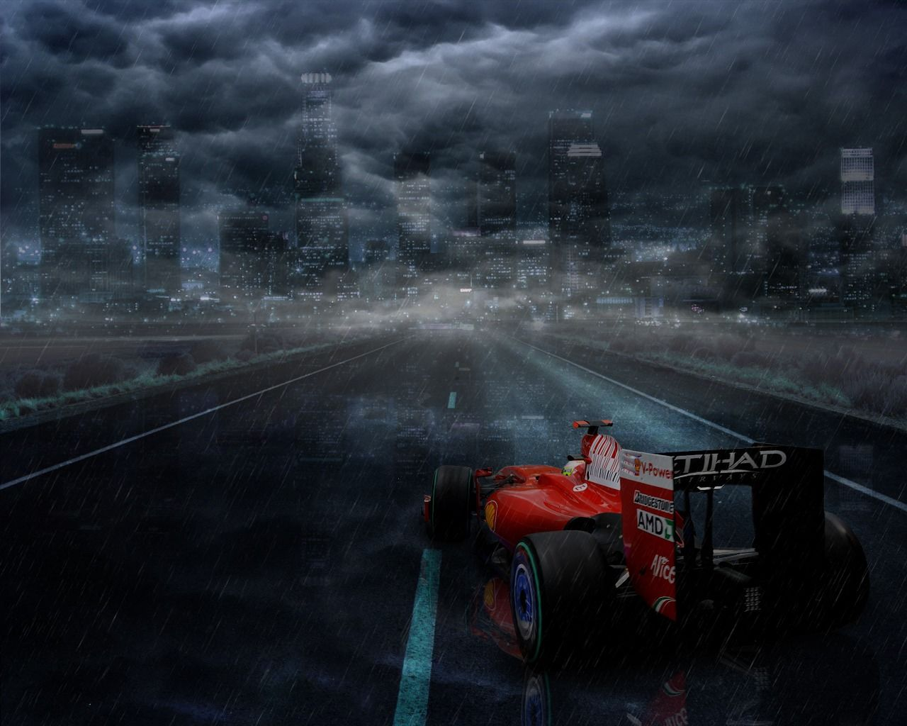 F1 Rain Formula 1 Wallpaper Car Wallpapers Formula 1 Car