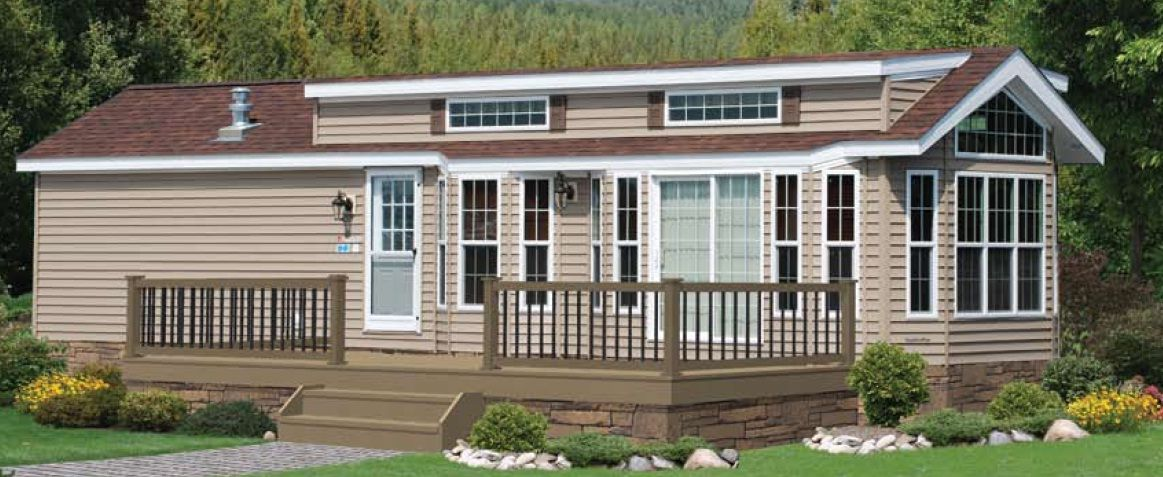 Several Gorgeous Woodland Park Models Now In Stock Luxury MotorhomesPark Model HomesWoodland