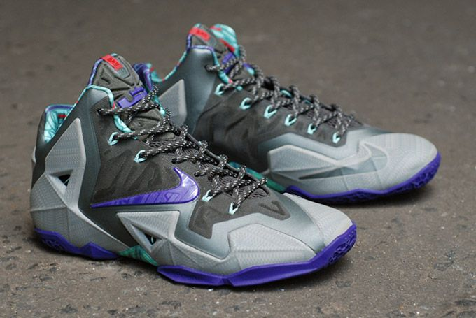 "Nike LeBron 11 XI ""Terracotta Warrior"" Sneaker (Detailed Images + Release  Date)"
