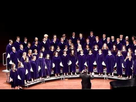 ▷ Saint Olaf Choir -- Shenandoah - A bit slow, but I love this song